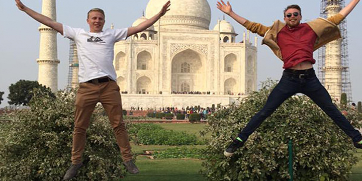 Ara business students experience India